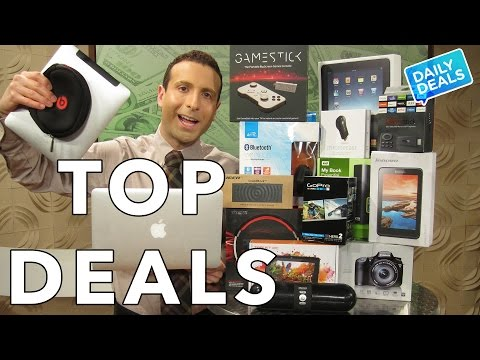 Black Friday 2015 ► Best Black Friday Deals: Tech, Toys, Apple, Beats - The Deal Guy