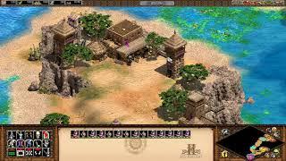 【実況】Age of Empires 2 スンジャータ ジェルバの黄金 簡単