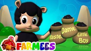 baa baa ovelha negra   rimas   canes para crianas   baa baa black sheep   kids video   baby song