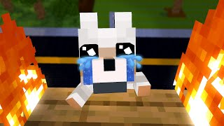 Steve's Family: Dog rescue - Minecraft Animation