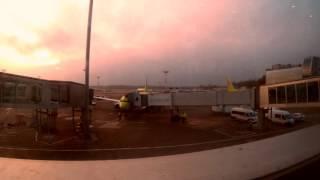 Аэропорт Домодедово. Timelapse(Еще одна съемка аэропорта Домодедово. Теперь из бизнес-зала S7., 2015-11-11T14:47:13.000Z)