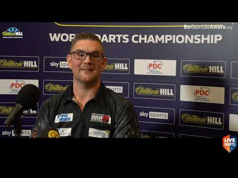 """Ron Meulenkamp: """"Boris was clicking with his darts – you hear everything with no crowd"""""""