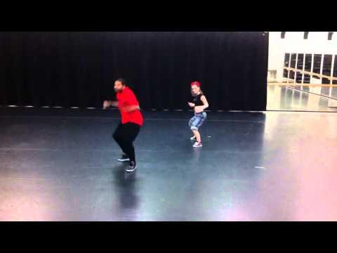 How to Love choreo - Kiley & Justin
