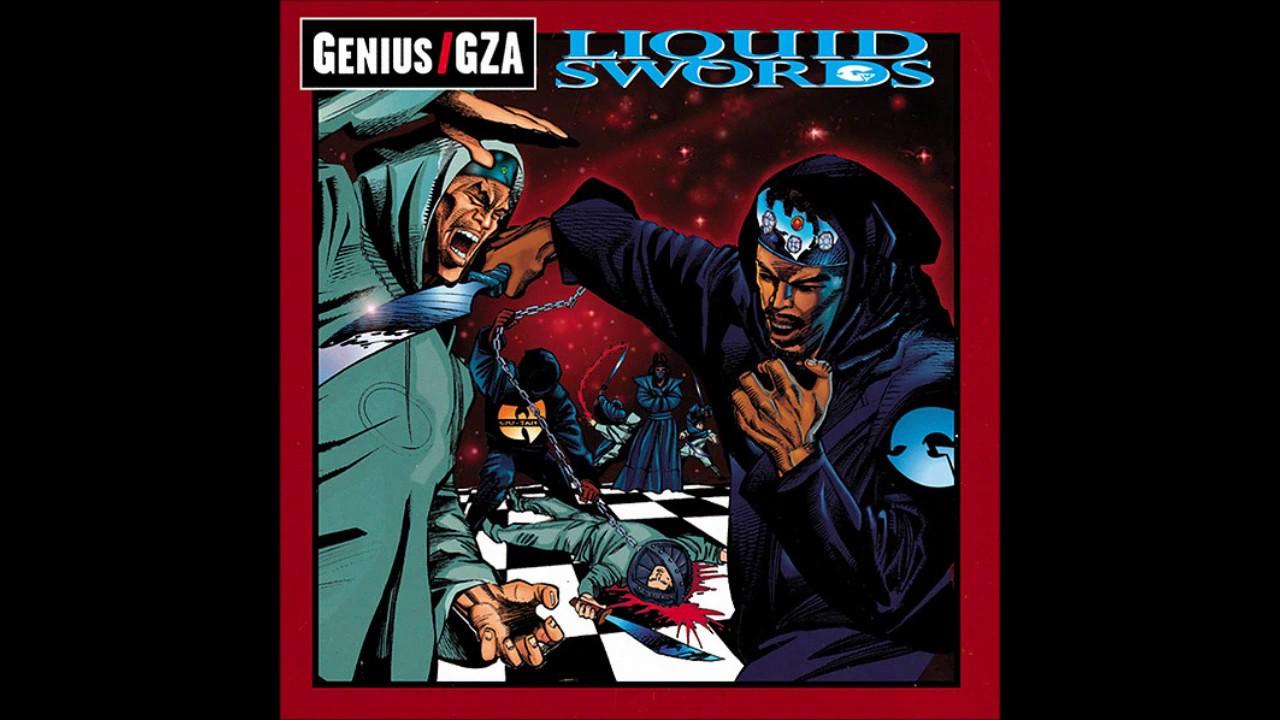 GZA Liquid Swords Album Review