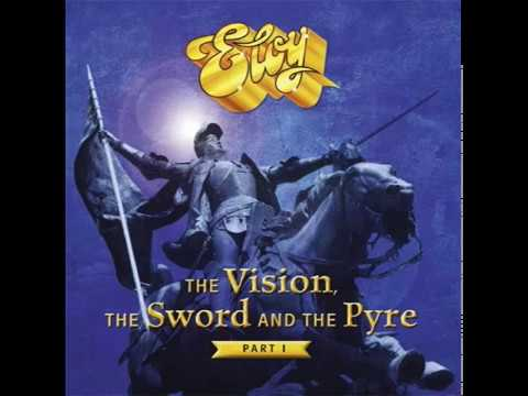 Eloy - The Vision, The Sword And The Pyre (Part I) (2017) (full Album)