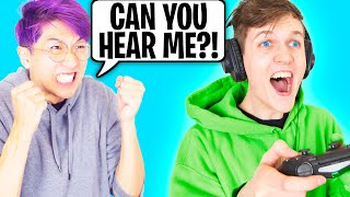 LANKYBOX IGNORING BEST FRIEND FOR 24 HOURS!? (HILARIOUS CHALLENGE!)