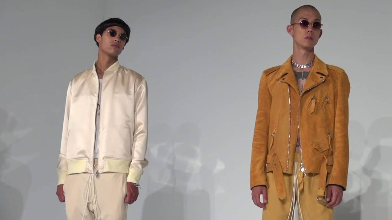 Rideau Men\'s Collection Spring 2017 at NYMD - YouTube