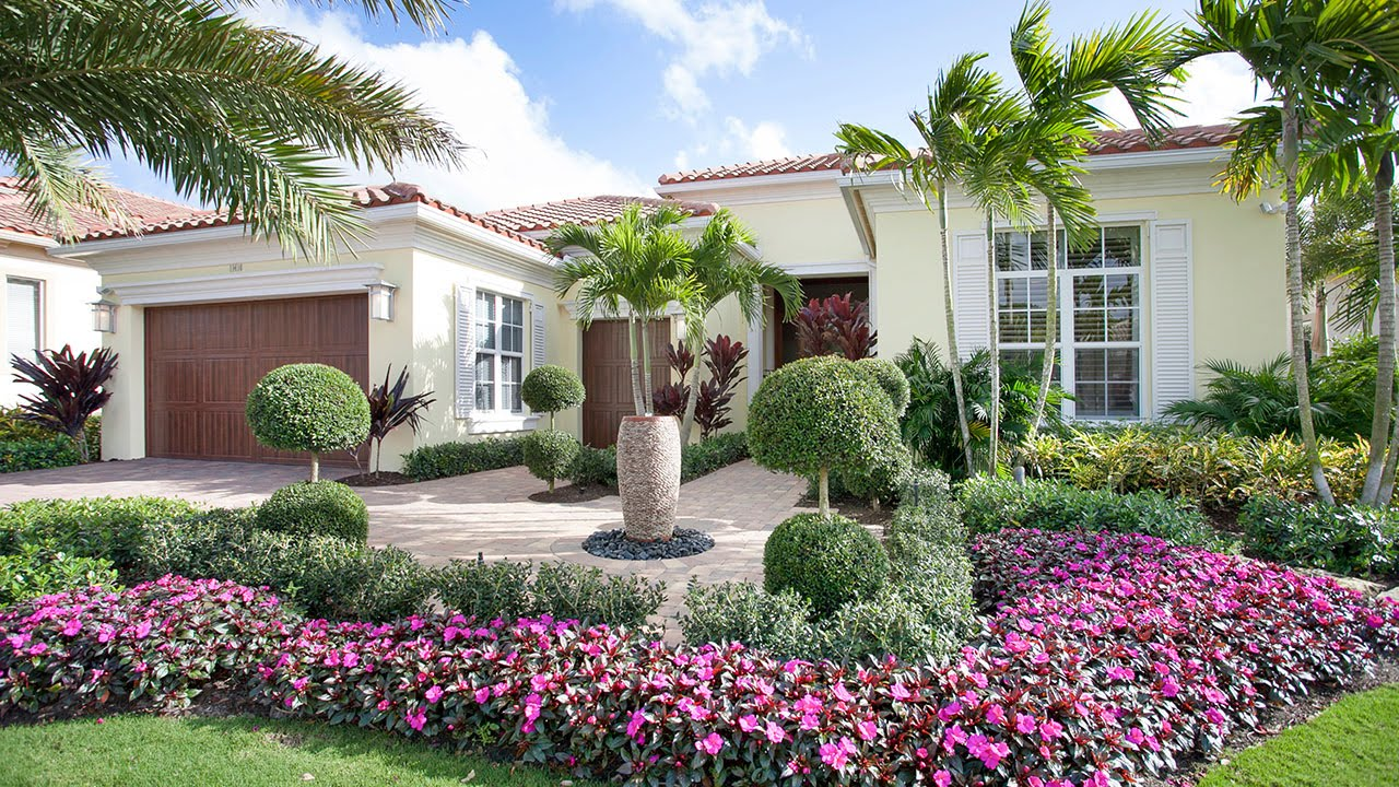 11410 Pink Oleander ln Palm Beach Gardens FL 33418 - YouTube