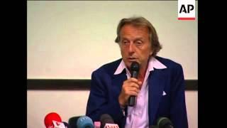 Ferrari official, surgeon, personal doctor on Massa