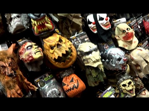spirit halloween decorations masks costumes props decor