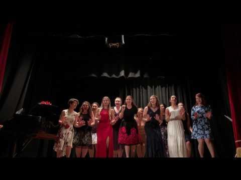 Scuola Italia Program for Young Opera Singers 2017: L'elisir d'amore Act 1 Scenes 4-6