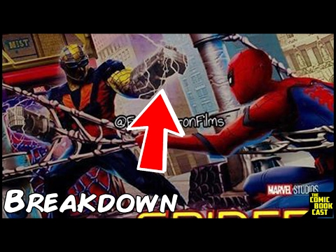 Spider-Man Homecoming Shocker Revealed & Major MCU Connection Breakdown