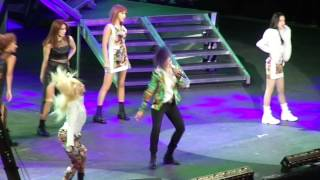 [Fancam] 2NE1 I AM THE BEST 11/10/2012 SBS KPOP