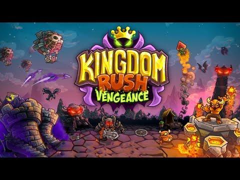 UN NOUVEAU KINGDOM RUSH !!! (Kingdom Rush Vengeance #1)