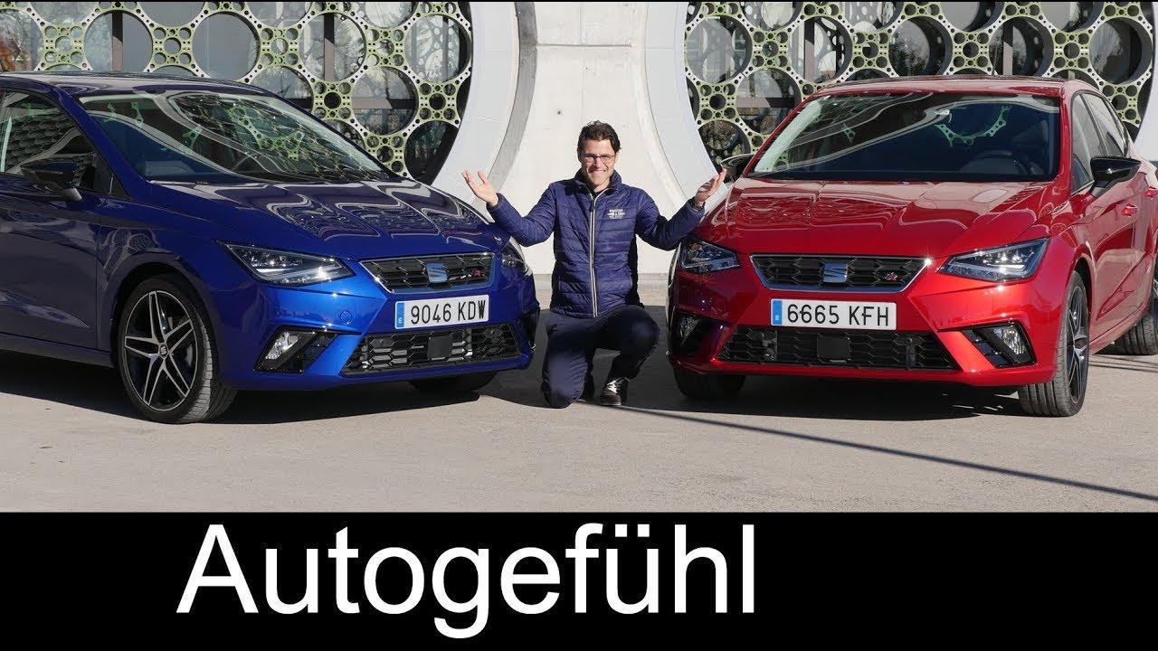 Seat Ibiza Fr Full Review Tdi Manual Vs Dsg Comparison 2018 Autogefühl