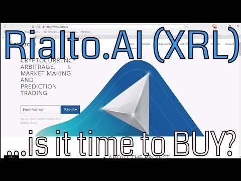 """""""Under The Radar"""" Episode 1: Rialto.AI (XRL)"""