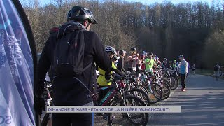"Yvelines | Course : 7ème ""Run and bike"" de Guyancourt"
