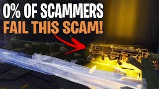 0% of scammers fail this scam!🤣 (Scammer Get Scammed) Fortnite Save The World