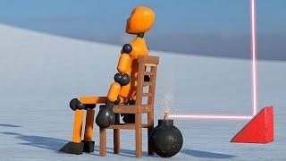 Crazy Machines 3 - Gameplay-Demo mit Entwickler - Rätsel & Editor vorgestellt - Stream-Aufzeichnung