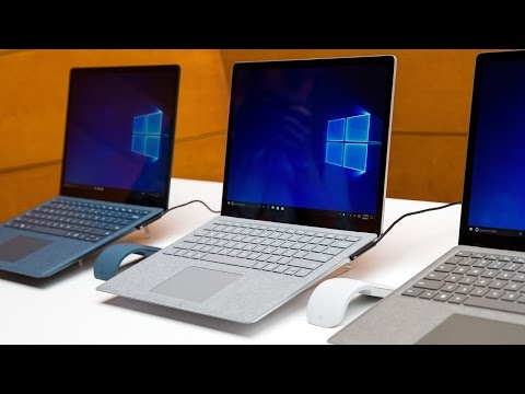 Microsoft surface 2017 review