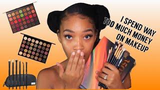Huge Morphe Makeup Haul 2020 || Quarantine Editition