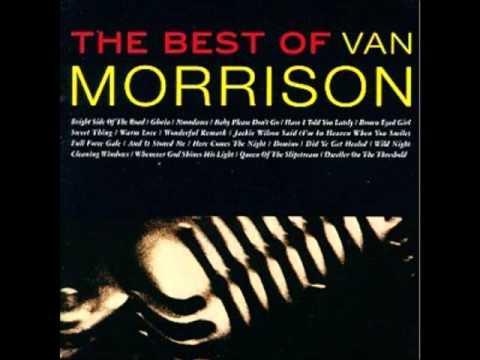 Van Morrison - Jackie Wilson Said - original