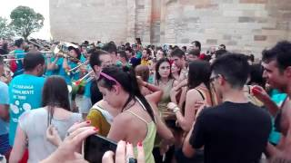 Día de la Mojada Toro San Agustín 2016