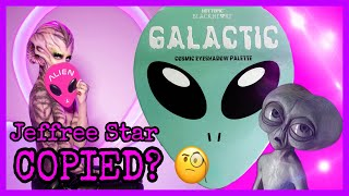 Jeffree Star Alien Palette 👽 Did He Copy Another Brand?