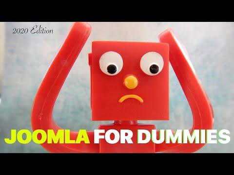 joomla-for-dummies---2020-edition