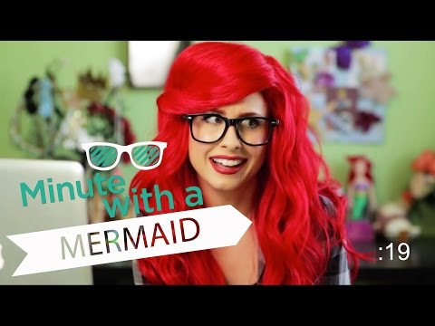 Minute With A Mermaid: Love & Forks
