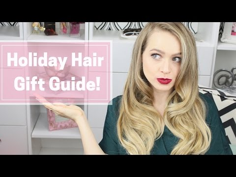 Hair Lover's Holiday Gift Guide!