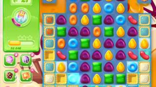 Candy Crush Jelly Saga Level 419 - NO BOOSTERS