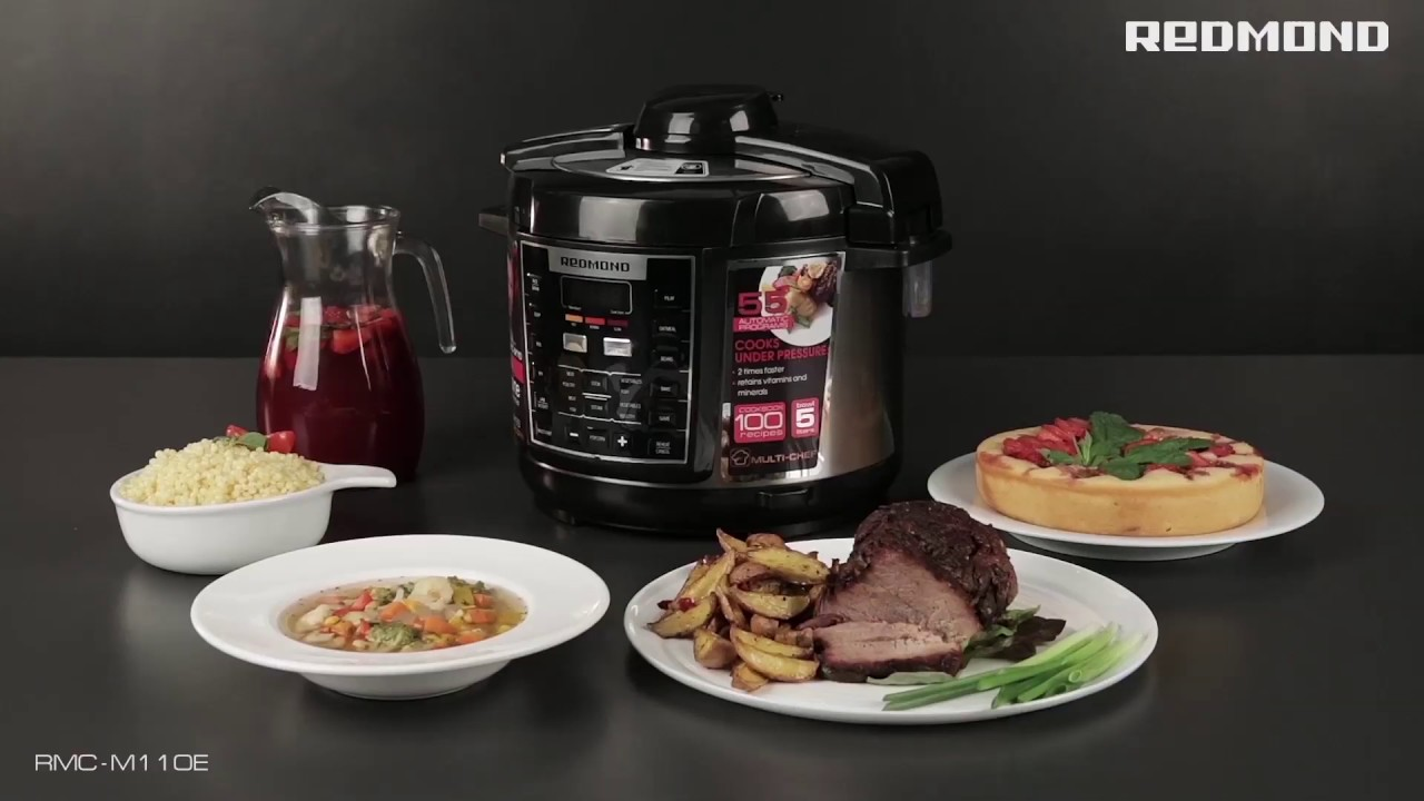 Image result for Redmond Digital Pressure Smart Multicooker