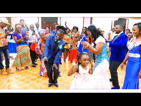 Henry and Kashindi Engagement in Lansing, MI | ft. Lonyondo Group | 4K