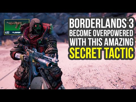 Borderlands 3 Amazing Secret Tactic Makes You Overpowered, New Golden Keys & More (BL3 Update) thumbnail