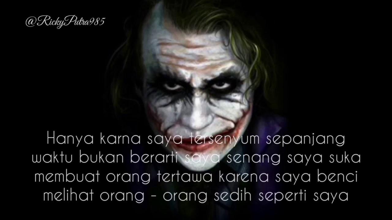 Kata Kata Bijak Joker Cinta