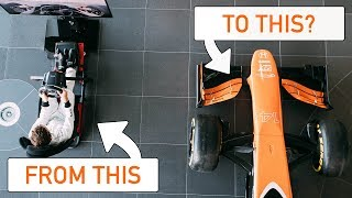 What Does It Take To Be An F1 Simulator Driver?