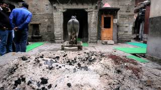 Bhootnath temple - An ancient temple of Lord Shiv in Mandi, Himachal Pradesh