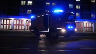 Alarm auf Bayerns größter Feuerwache