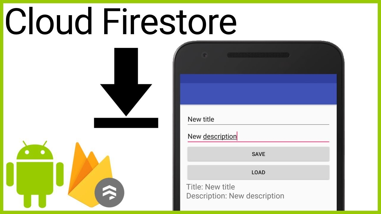Firestore Tutorial Part 3 - RETRIEVE DATA FROM DOCUMENT - Android Studio  Tutorial