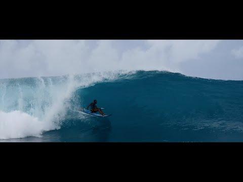 Waveski Surfing Short Clip - Take A Seat
