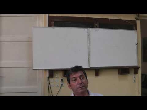 Athens International Summer School 2016 Live Case Taking b