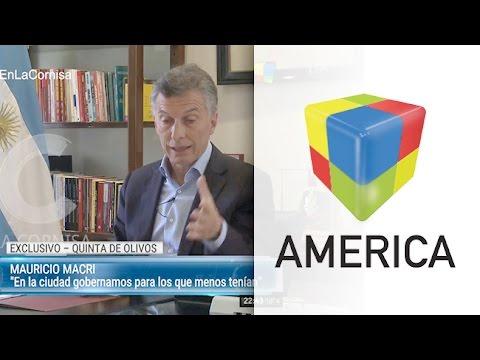 Macri en La Cornisa: Si no se arregla con los holdouts habrá ajuste e hiperinflación