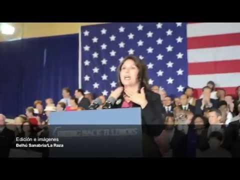 Evelyn Sanguinetti, vicegobernadora de Illinois