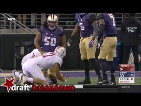 Casey Tucker vs Washington (2016)