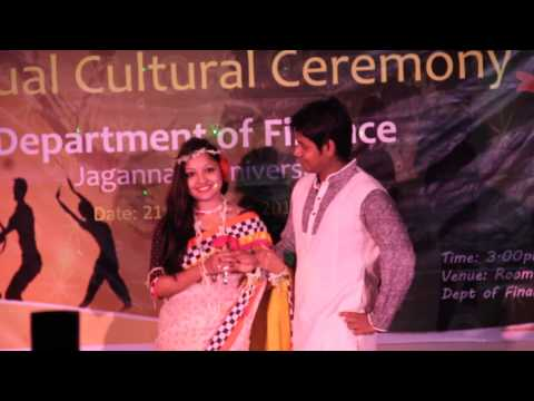 Jagannath University Day (9th),Annual cultural ceremony,Department of Finance (JNU).