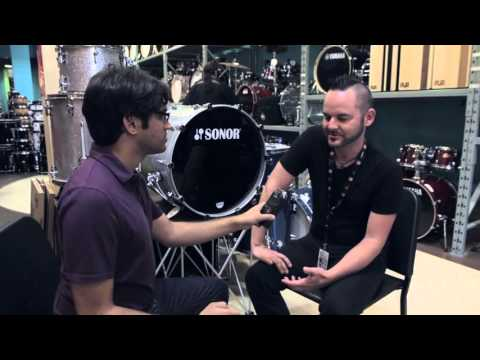 Chuck D Keeping (Big Wreck) Interview at Cosmo Music