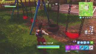 how to get banned in fortnite...