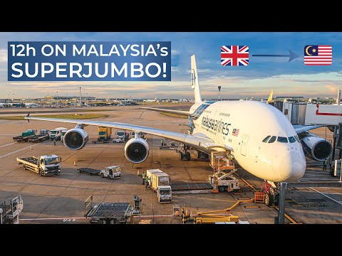 TRIPREPORT | Malaysia Airlines (ECONOMY CLASS) | Airbus A380 | London Heathrow - Kuala Lumpur
