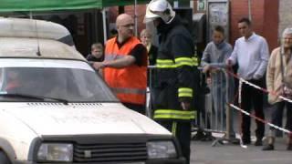 Portes ouvertes Sapeurs Pompiers de Bersée (SDIS 59-Nord)